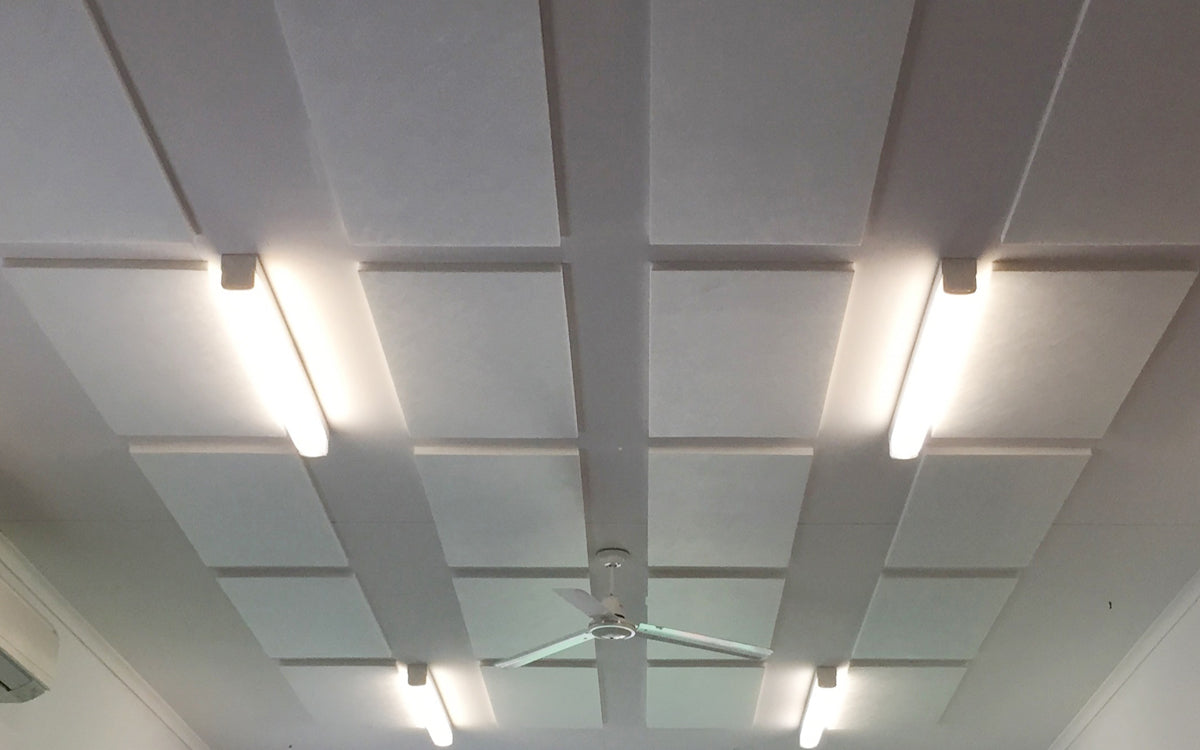 Quietspace Ceiling Panels White