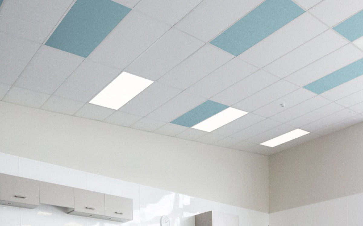 Quietspace ACCENT Ceiling Tiles