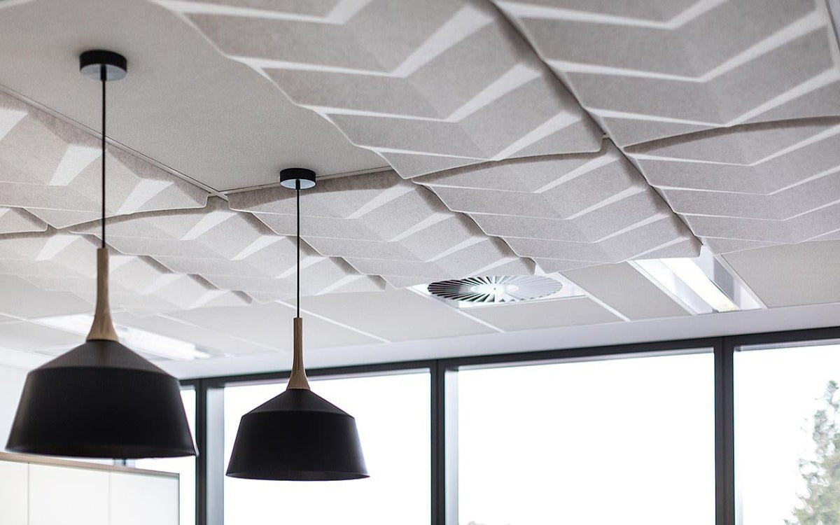 Ecoustic Ceiling Tile TORQUE