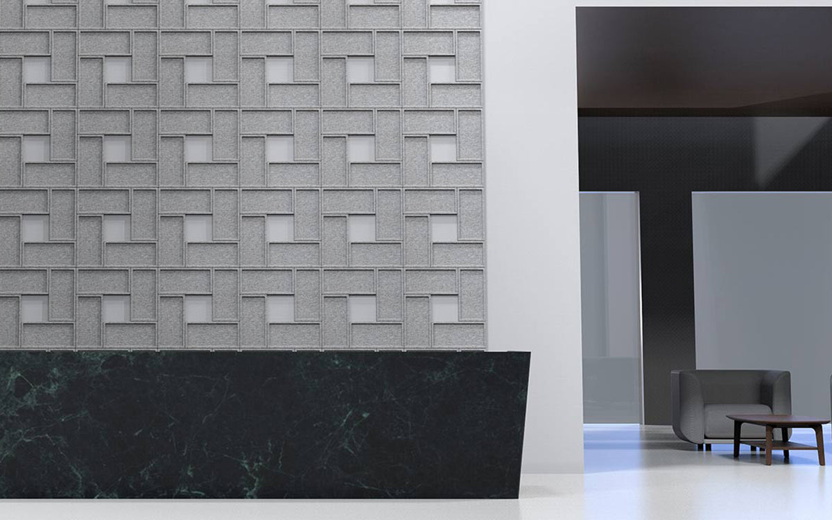 Ecoustic Edge Tile