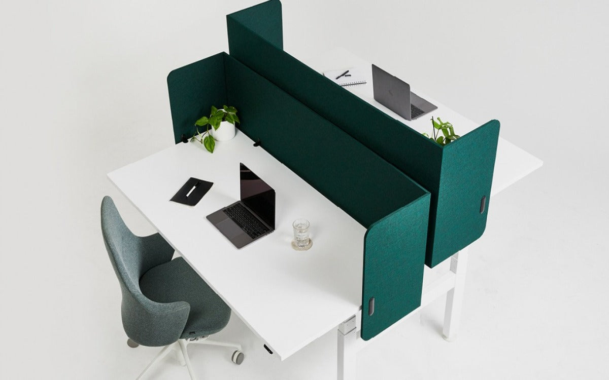 Vicinity Desk Screen NOOK
