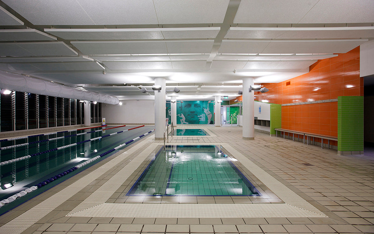 Acoustics for Aquatic Centres
