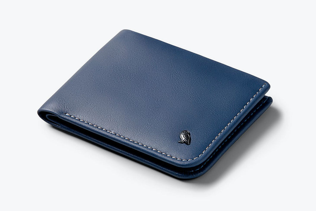 BELLROY - HIDE & SEEK HI - MARINE BLUE