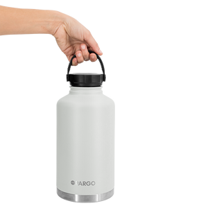 PARGO - INSULATED WATER BOTTLE  BONE WHITE 1890 ML