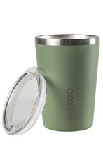 Load image into Gallery viewer, PARGO  12oz INSULATED CUP - EUCALYPT GREEN
