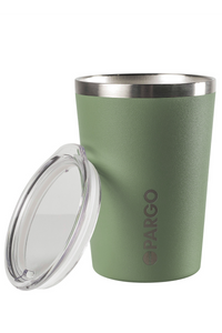 PARGO  12oz INSULATED CUP - EUCALYPT GREEN