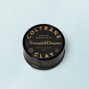 TRIUMPH AND DISASTER- COLTRANE CLAY HAIR PRODUCT