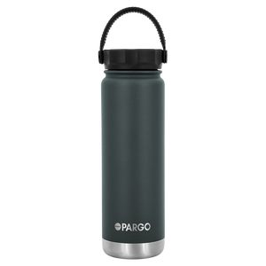 PARGO - INSULATED DRINK BOTTLE BBQ CHARCOAL 750ml