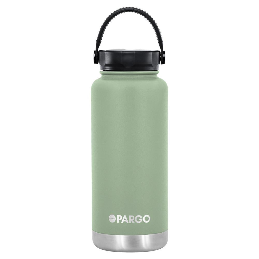 PARGO - INSULATED DRINK BOTTLE EUCALYPT GREEN 950ml