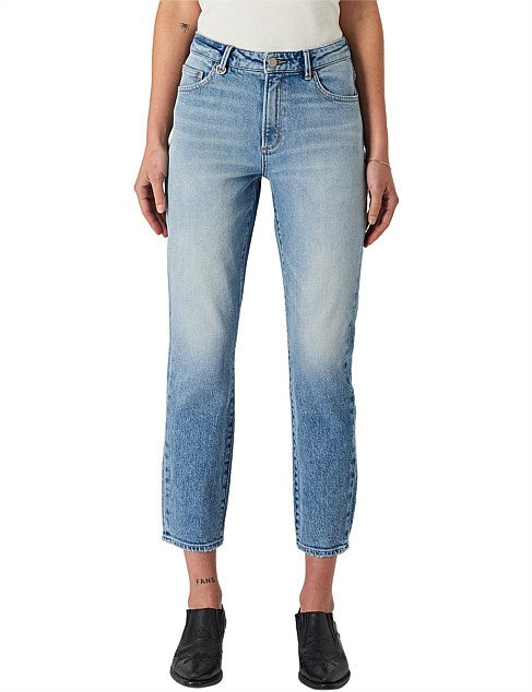 NEUW - LEXI HIGH STRAIGHT JEAN - SHIBUYA