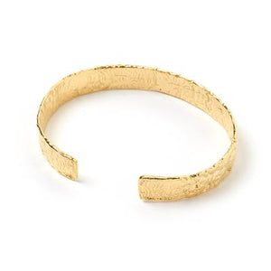 ARMS OF EVE - OLIVIA GOLD CUFF BRACELET