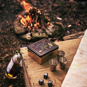 CAMPFIRE CALL THE SHOTS GAME