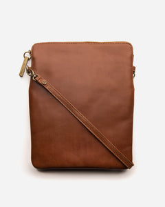 STITCH & HIDE - RUBY CROSSBODY BAG MAPLE