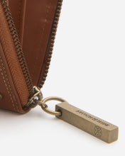 Load image into Gallery viewer, STITCH & HIDE - CHRISTINA CLASSIC WALLET MAPLE