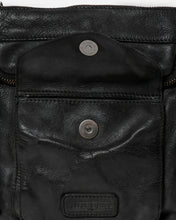 Load image into Gallery viewer, STITCH & HIDE - VENICE BAG BLACK