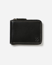 Load image into Gallery viewer, STITCH & HIDE - WILLIAM WALLET BLACK
