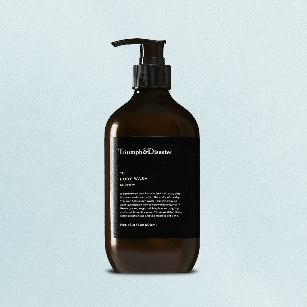 TRIUMPH AND DISASTER - YLF BODY WASH