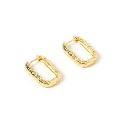 ARMS OF EVE - FARRAH GOLD LINK EARRINGS