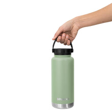 Load image into Gallery viewer, PARGO - INSULATED DRINK BOTTLE EUCALYPT GREEN 950ml