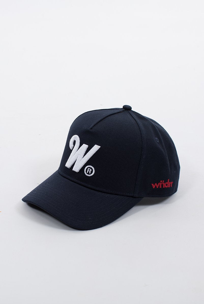 WNDRR - PHILLIPS SNAPBACK NAVY/WHITE
