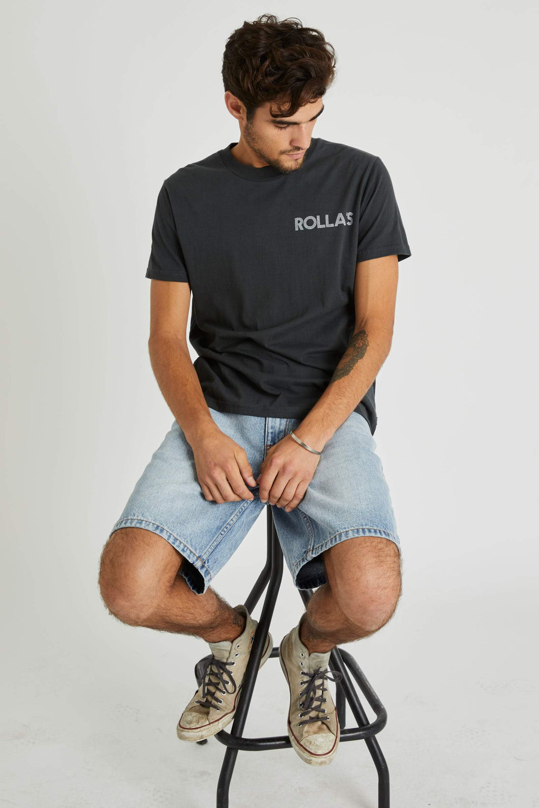 ROLLAS - LAZY BOY SHORT ORIGINAL STONE