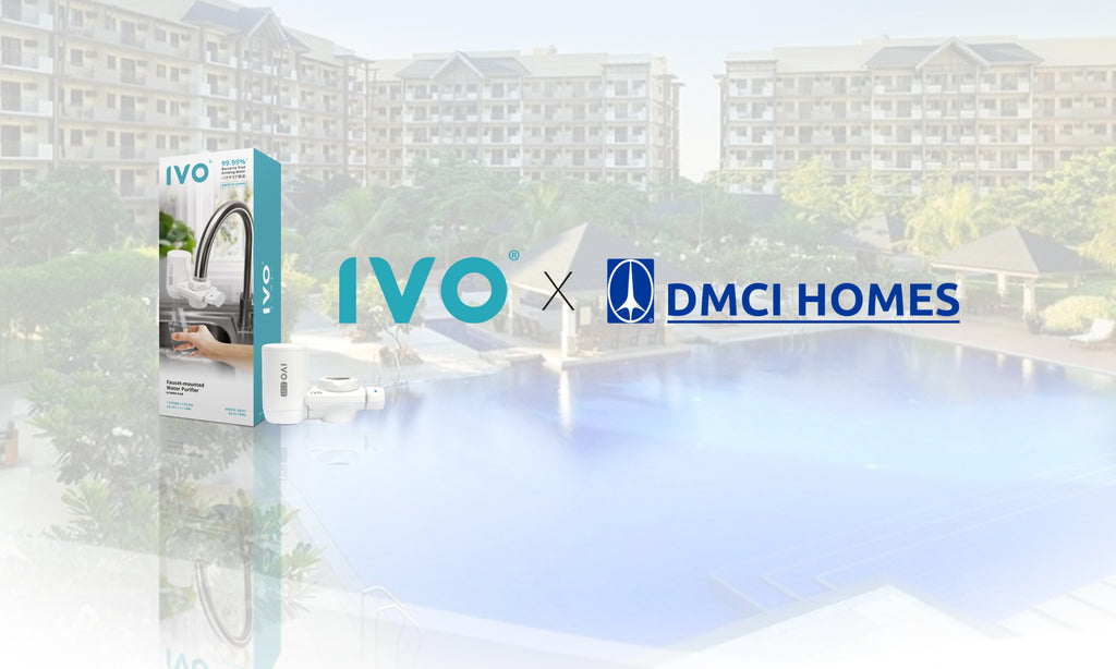 "IVO, DMCI Homes Team Up—Raise Funds for ""Charity Begins at Home""; Provides Drinking Water Solution To Unit Owners"