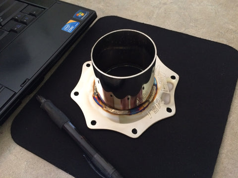 Wastegate Ring Heat Shield