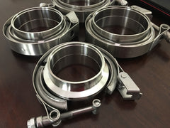 V Band Assembly Stainless Steel