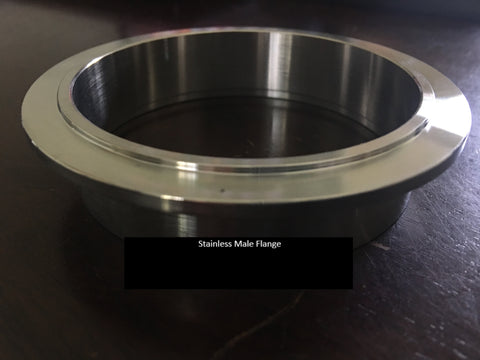 V-Band Flanges (No Clamp)