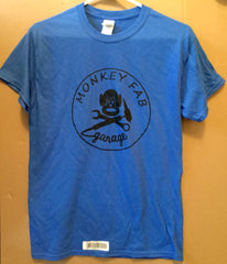 Monkey Fab Garage T-Shirt