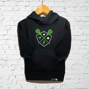 Kids / Youth - Crosse Hood - Black