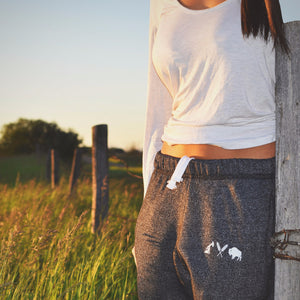 Unisex - Prairie Sweats - Heather Charcoal
