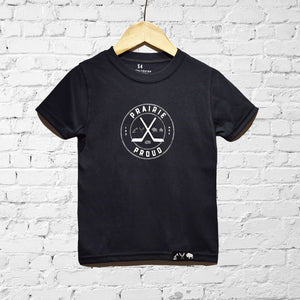Kids / Youth - ODR 3.0 Crew T - Charcoal