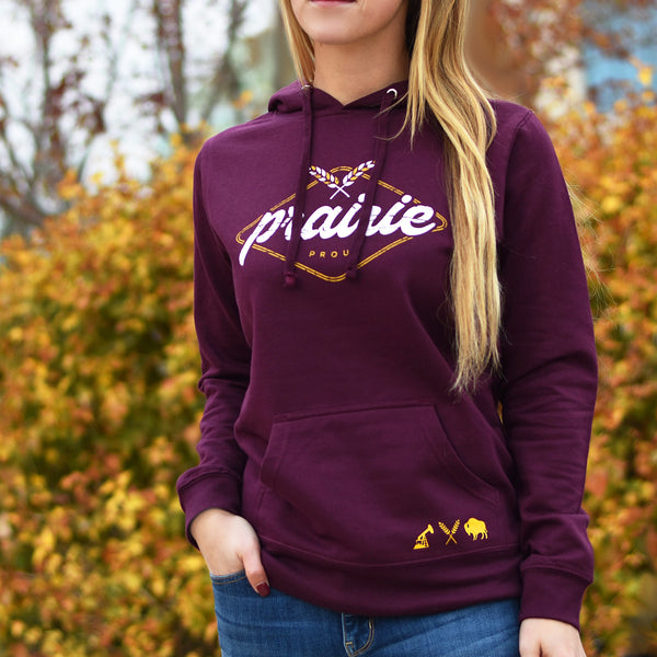 Ladies - Acre Hood - Blackberry