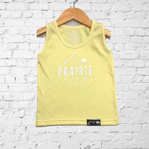 Kids / Youth - Range 2.0 Tank - Banana