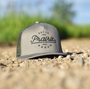 Unisex - Backroad Trucker - Stone / Army