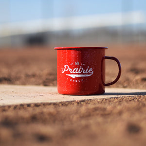 Unisex - Slo-Pitch Mug - Red