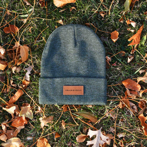 Unisex - Staple Beanie - Heather Forest