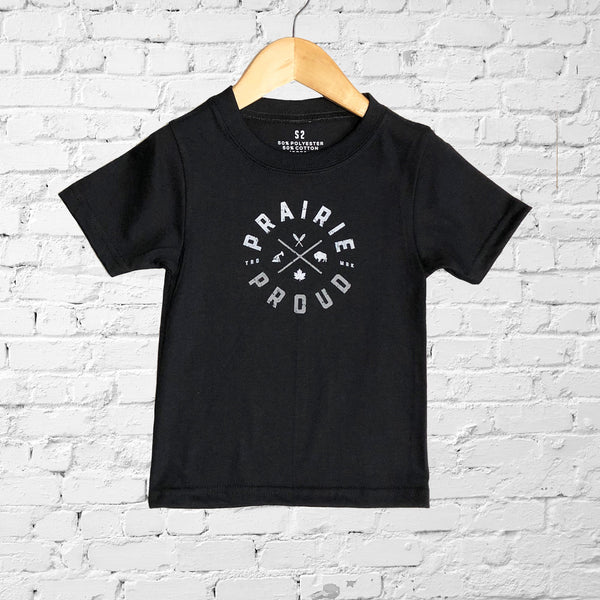 Kids / Youth - Axle Crew T - Black