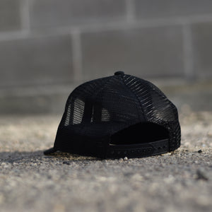 Kids - Barb Wire 2.0 Trucker - Black