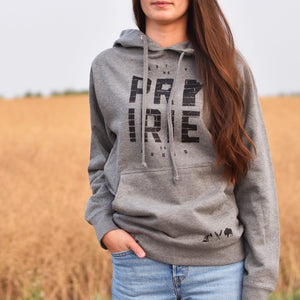 Unisex - Manitoba 6.0 Hood - Heather Grey