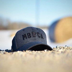 Unisex - Manitoba 2.0 Fitted - Heather Charcoal
