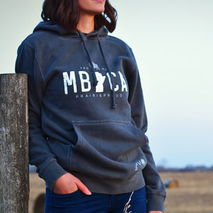 Unisex - Manitoba 2.0 Hood - Pigment Charcoal