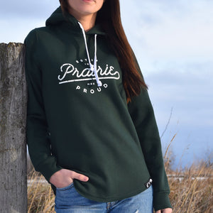 Ladies - Backroad Scoop Hood - Forest