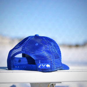 Unisex - Slo-Pitch Trucker - Royal