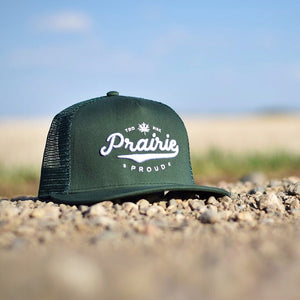 Unisex - Slo-Pitch Trucker - Green