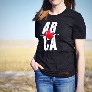 Unisex - Alberta 4.0 Crew T - Heather Black