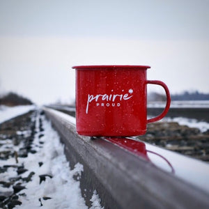 Unisex - Maple Mug - Red
