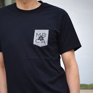 Mens - Manitoba 3.0 Pocket T - Black / Gray