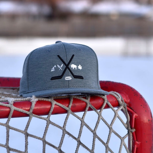 Unisex - ODR 2.0 Snapback - Heather Grey